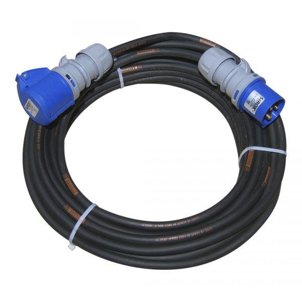 Kabel CEE 16A Titanex H07RN-F 3G2,5mm² PCE