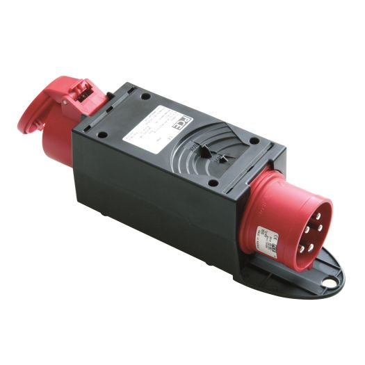 CEE-Adapter 32A->16A