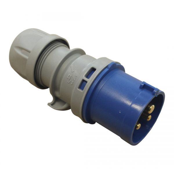 CEE16A Stecker PCE Turbo Shark 230V