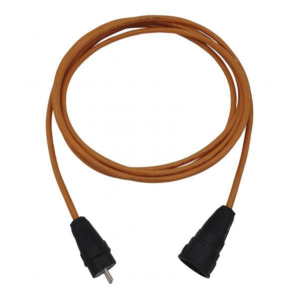 PUR-Stromkabel 230V H07BQ-F 3G2,5mm²