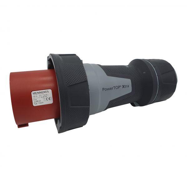 CEE125A Stecker PowerTOP® Xtra IP67 Mennekes