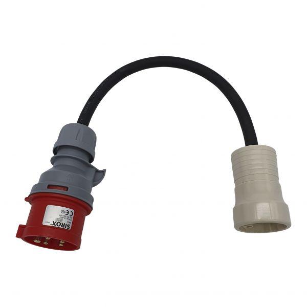 Adapterleitung Perilex 16A Kupplung