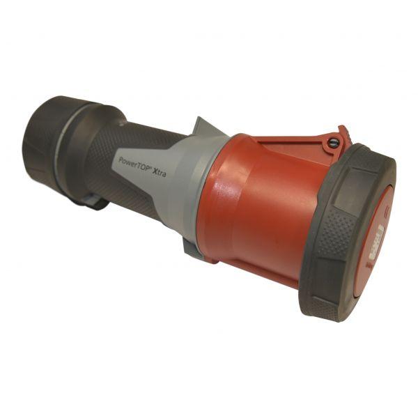 CEE63A Kupplung PowerTOP® Xtra IP67 Mennekes