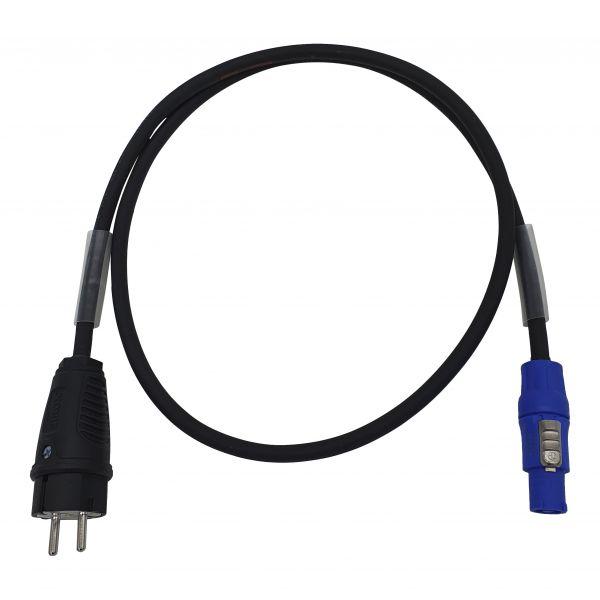 Powercon Anschlusskabel, H07RN-F 3G1,5mm²