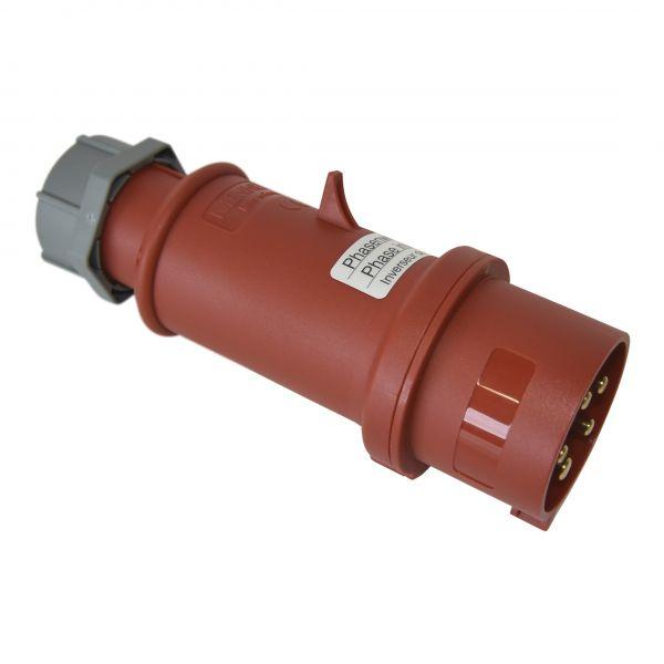 CEE32A Phasenwender Stecker PowerTOP® Mennekes