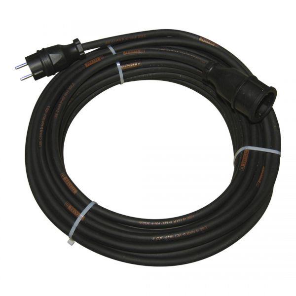 Gummi-Stromkabel Titanex 230V 3G1,5mm²