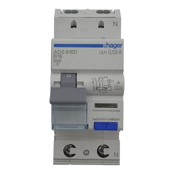 Hager ADS916D