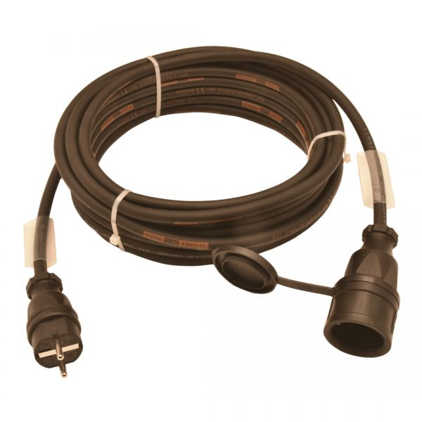 Vollgummi-Stromkabel Titanex 230V 3G1,5mm²