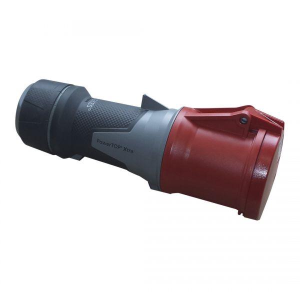 CEE63A Kupplung PowerTOP® Xtra Mennekes