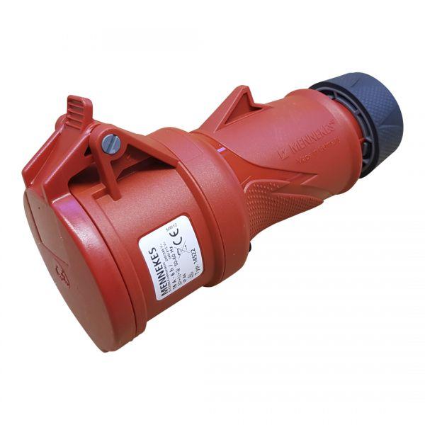 CEE16A Kupplung PowerTOP® Xtra S IP44 Mennekes