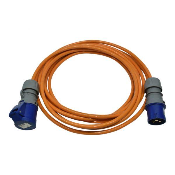Kabel CEE 16A H07BQ-F 3G2,5mm² PCE