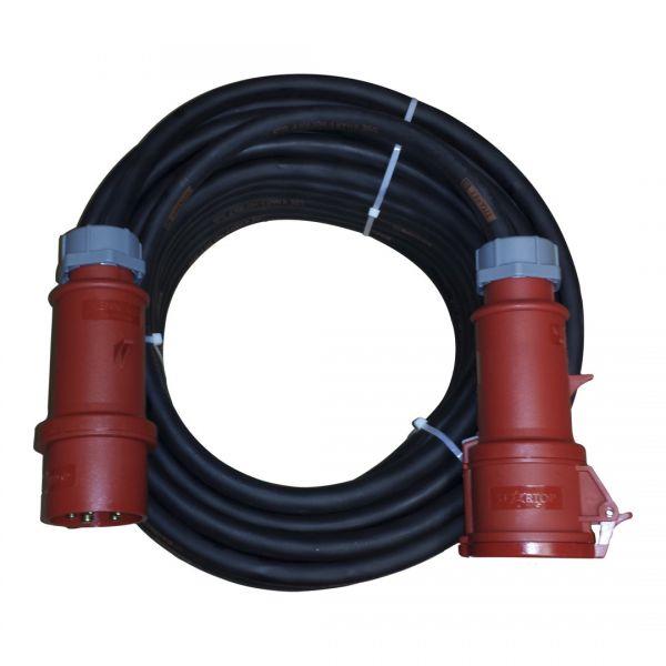 Kabel CEE 32A Titanex H07RN-F 5G4mm² Mennekes