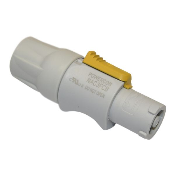 Neutrik NAC3FCB Powercon Stecker 3polig